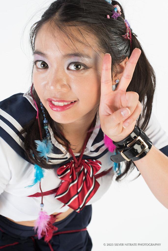 Alicia Schoolgirl