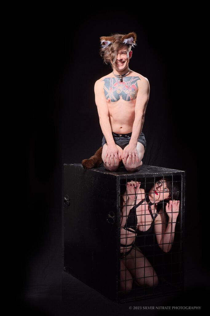 Threshold - Caged